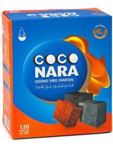 Coco Nara Coal Box of 120 pc